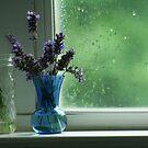 lavender and glass by RavensLanding