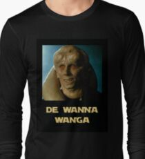 Bib Fortuna - De Wanna Wanga Long Sleeve T-Shirt