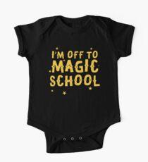 I'm off to MAGIC SCHOOL Kids Clothes