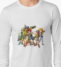 Chrono Trigger  Long Sleeve T-Shirt