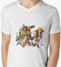 Chrono Trigger  Men's V-Neck T-Shirt