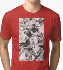 Rugby League - Ian Roberts (South Sydney Rabbitohs) Tri-blend T-Shirt