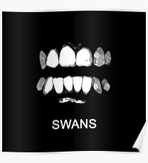 Swans - Filth (Ink) Poster