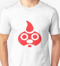 Red E. Gadd Logo - Super Mario Sunshine Unisex T-Shirt