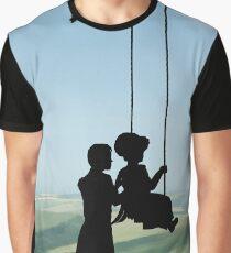 Childhood Dreams, Push Me Graphic T-Shirt