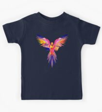 Digital Bird Kids Clothes
