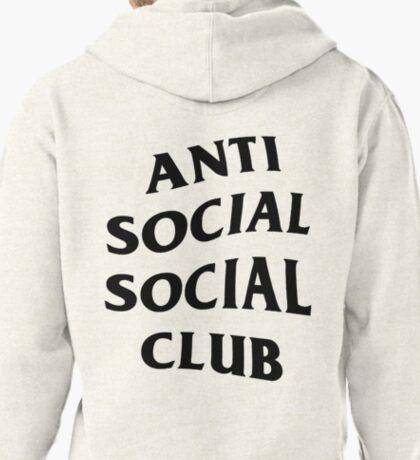 Anti Social Club  Pullover Hoodie