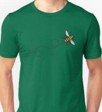 Flying Manchester Bee, Classic Edition T-Shirt