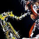 Jazzing the dark by Philip Gaida