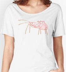 Aphid Study Buddy Women's Relaxed Fit T-Shirt