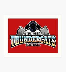 Thundera Thundercats Art Print