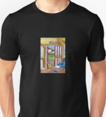 Escape on Saturday Morning T-Shirt