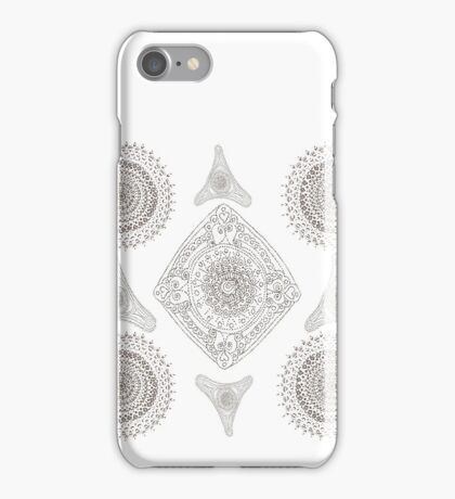 Many Mandalas iPhone Case/Skin