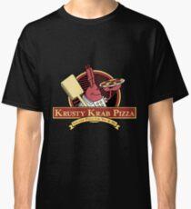 Krusty Krab Pizza Classic T-Shirt