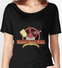 Krusty Krab Pizza Women's Relaxed Fit T-Shirt