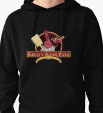 Krusty Krab Pizza Pullover Hoodie