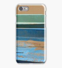 Fishing boats, Mamallapram, India iPhone Case/Skin