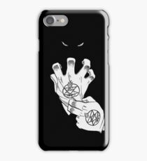 Roy Mustant iPhone Case/Skin
