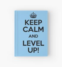 Level Up! Hardcover Journal