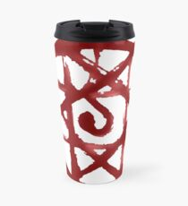 Blood Transmutation circle Travel Mug
