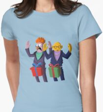 Beaker & Dr Bunsen - Dick in a box T-Shirt