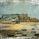 Cadiz Low Tide by Russell Fry