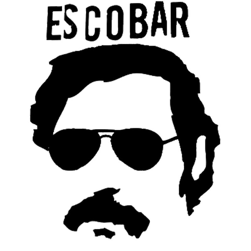 """""""Pablo Escobar"""" Art Prints By Hitsuno"""