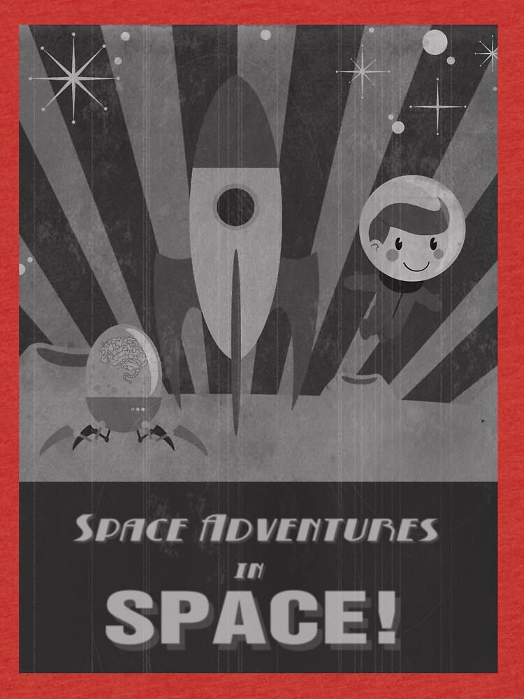 Space adventures, In Space!  by lukebarclay