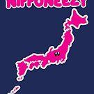 Nipponeezy by artbyedo