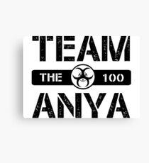 Team Anya Canvas Print
