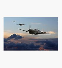 Pacific Warhorse - RAAF Version Photographic Print