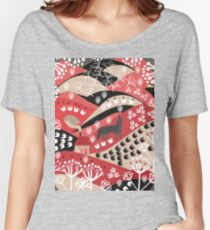 Wolf's Promise Land Women's Relaxed Fit T-Shirt