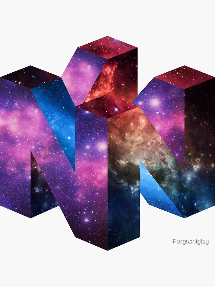 Galaxy N64 de Fergushigley