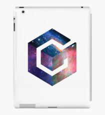 Galaxy GameCube Logo iPad Case/Skin