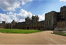 The castle quad by CiaoBella