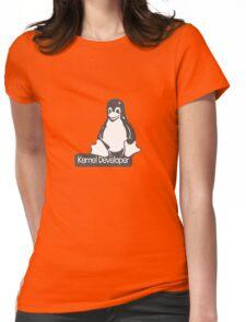 Linux Kernel Developer Womens Fitted T-Shirt
