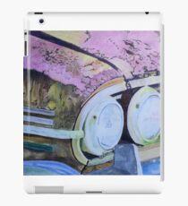 rusty car. iPad Case/Skin