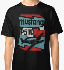 Go Mustang Classic T-Shirt