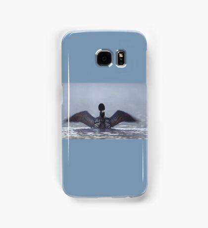 Blur - Common loon Samsung Galaxy Case/Skin