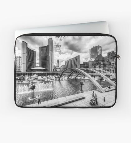 Nathan Phillips Square Laptop Sleeve