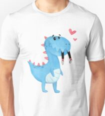 dino snacks Unisex T-Shirt
