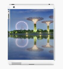 Singapore Landmarks iPad Case/Skin