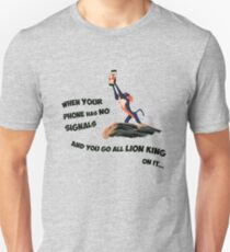 Go Lion King on it T-Shirt