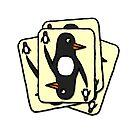 Shuffling Penguins [Big] by jefph