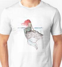 Mermaid - color version Unisex T-Shirt