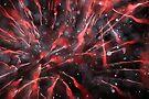 fireworks 10/4/16 by david gilliver