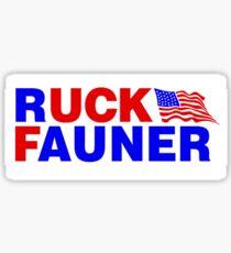 RUCK FAUNER Sticker