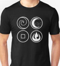 The legend of Aang Unisex T-Shirt