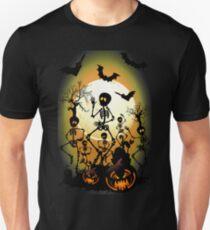 Skeletons Macabre Dance T-Shirt