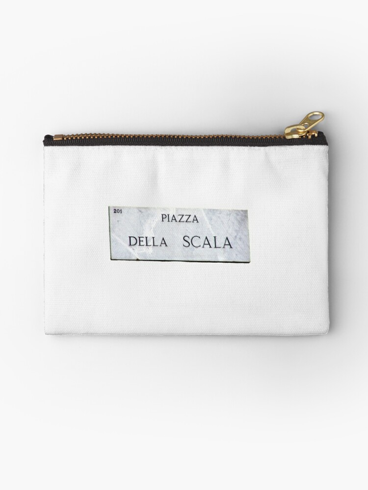 Street sign for the Opera Lover by CiaoBella